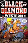 Cover for Black Diamond Western (Lev Gleason, 1949 series) #34