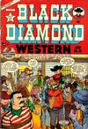 Cover for Black Diamond Western (Lev Gleason, 1949 series) #35