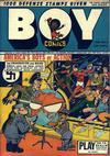 Cover for Boy Comics (Lev Gleason, 1942 series) #4