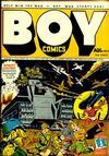 Cover for Boy Comics (Lev Gleason, 1942 series) #5