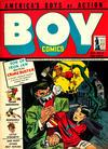 Cover for Boy Comics (Lev Gleason, 1942 series) #6