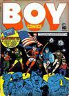 Cover for Boy Comics (Lev Gleason, 1942 series) #7