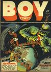 Cover for Boy Comics (Lev Gleason, 1942 series) #10
