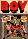 Cover for Boy Comics (Lev Gleason, 1942 series) #11