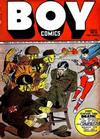 Cover for Boy Comics (Lev Gleason, 1942 series) #12