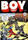 Cover for Boy Comics (Lev Gleason, 1942 series) #13