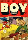 Cover for Boy Comics (Lev Gleason, 1942 series) #15