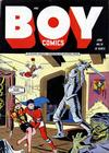 Cover for Boy Comics (Lev Gleason, 1942 series) #16