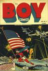 Cover for Boy Comics (Lev Gleason, 1942 series) #17