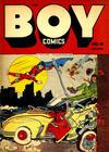 Cover for Boy Comics (Lev Gleason, 1942 series) #18