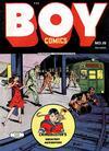 Cover for Boy Comics (Lev Gleason, 1942 series) #19
