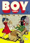 Cover for Boy Comics (Lev Gleason, 1942 series) #20