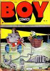 Cover for Boy Comics (Lev Gleason, 1942 series) #22