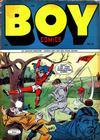 Cover for Boy Comics (Lev Gleason, 1942 series) #23