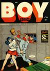 Cover for Boy Comics (Lev Gleason, 1942 series) #24