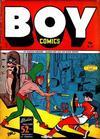 Cover for Boy Comics (Lev Gleason, 1942 series) #25