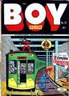 Cover for Boy Comics (Lev Gleason, 1942 series) #27