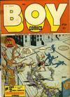 Cover for Boy Comics (Lev Gleason, 1942 series) #29