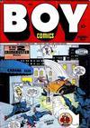 Cover for Boy Comics (Lev Gleason, 1942 series) #31