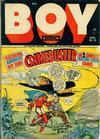 Cover for Boy Comics (Lev Gleason, 1942 series) #33