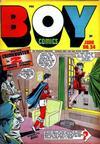 Cover for Boy Comics (Lev Gleason, 1942 series) #34