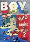Cover for Boy Comics (Lev Gleason, 1942 series) #35
