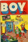 Cover for Boy Comics (Lev Gleason, 1942 series) #36