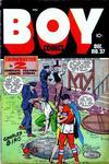 Cover for Boy Comics (Lev Gleason, 1942 series) #37