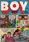 Cover for Boy Comics (Lev Gleason, 1942 series) #38