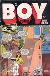 Cover for Boy Comics (Lev Gleason, 1942 series) #40