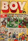 Cover for Boy Comics (Lev Gleason, 1942 series) #41