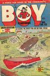 Cover for Boy Comics (Lev Gleason, 1942 series) #43