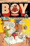 Cover for Boy Comics (Lev Gleason, 1942 series) #44