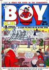 Cover for Boy Comics (Lev Gleason, 1942 series) #47