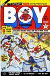 Cover for Boy Comics (Lev Gleason, 1942 series) #50