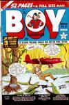Cover for Boy Comics (Lev Gleason, 1942 series) #51