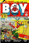 Cover for Boy Comics (Lev Gleason, 1942 series) #53