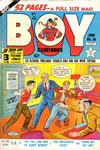 Cover for Boy Comics (Lev Gleason, 1942 series) #54
