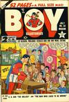 Cover for Boy Comics (Lev Gleason, 1942 series) #55