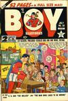 Cover for Boy Comics (Lev Gleason, 1942 series) #55