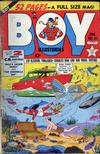 Cover for Boy Comics (Lev Gleason, 1942 series) #56