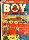 Cover for Boy Comics (Lev Gleason, 1942 series) #57