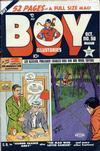 Cover for Boy Comics (Lev Gleason, 1942 series) #58