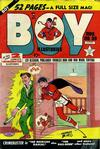 Cover for Boy Comics (Lev Gleason, 1942 series) #59
