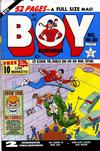 Cover for Boy Comics (Lev Gleason, 1942 series) #60
