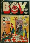 Cover for Boy Comics (Lev Gleason, 1942 series) #64