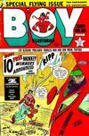 Cover for Boy Comics (Lev Gleason, 1942 series) #65
