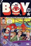Cover for Boy Comics (Lev Gleason, 1942 series) #67