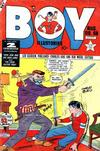 Cover for Boy Comics (Lev Gleason, 1942 series) #68