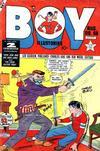 Cover for Boy Comics (Lev Gleason, 1942 series) #68